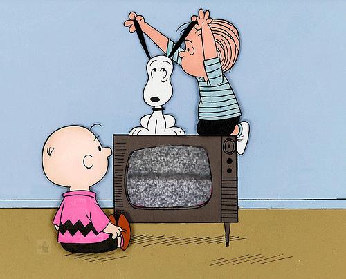 snoopy télé