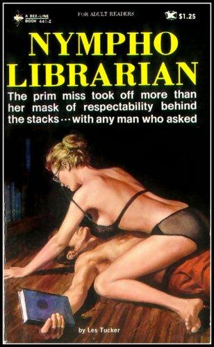 bibliothécaire sexy