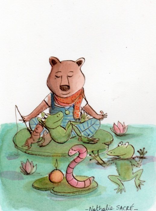 méditation transcendentale - Nathalie Sacré