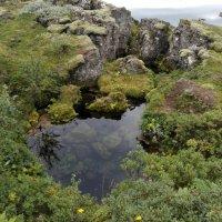 Islande. Jour 1. Silfra - Geysir - Gulfoss