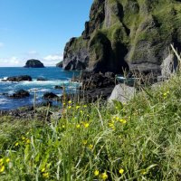 Islande. Jour 5. Helgafell